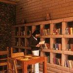 Colección de libros antiguos
