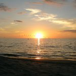 Captiva Beach at sunset