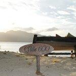 Notre lit de plage