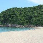 Extensa Playa pública