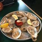 And order raw oysters