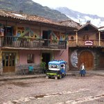 Front of Pisac In