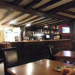 Villiers Hotel - Oak Beamed Bar