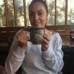 Oscar's mug