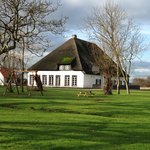 Voortuin Hoeve Holland