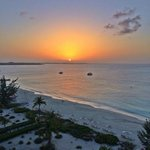 Another amazing Grace Bay sunset