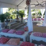 Wedding Ceremony at Pink Sands