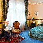 Hotel Room in Hotel Hastal Prague ****