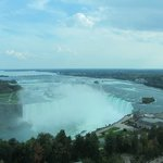 Horseshoe Falls from room