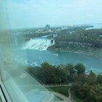 American Falls from room