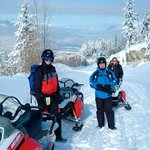 White N' Wild Snowmobile Tours