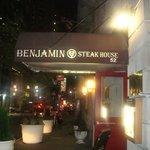 Benjamin Steak House, anexo ao Dylan Hotel