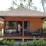 bungalow vue mer