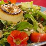 Salada Chevere Chaud