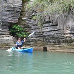 Te Akau Adventures - Paddle to Accommodation