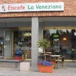 Eiscafe La Veneziana Am Forum
