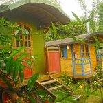 Hosteria La Roulotte de Mindo, Pichincha, Ecuador