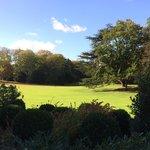 jardim e campo golfe