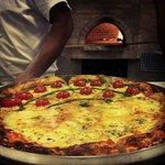 Pizza quentinha
