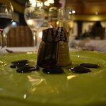 La Gourmet chocolate mousse