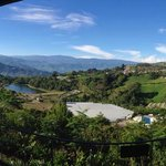 a stop for breakfast in turrialba
