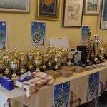 il tavolo della premiazione