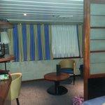 De Luxe cabin