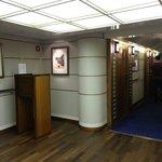De luxe reception area