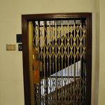 Nostalgic OTIS Elevator