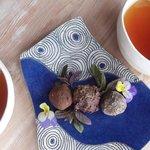 tea+sweet pairings