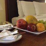 atenção aos detalhes ! excelente hotel ! entendem o que é luxo.