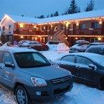 Motel - winter