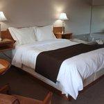 Motel Le Radisson De Val-david Foto