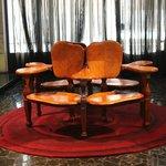 ガウディの椅子