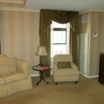 Sitting Area of Premium King Room