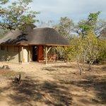 Lodge in de bush