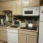 Shared kitchen