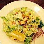 Side order of Caesar Salad $4.00, Albert's Bistro  |  2000 Highland Avenue, Brandon, Manitoba
