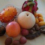 Pazar Tropik Meyveleri