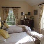 Trellis Room, twin or double