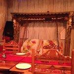 Rooftop restaurant, Shanti Home
