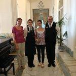 Meine Mutter, Angela, ich und Peppe