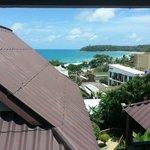 Room terrasse view