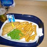 Fish&Chips. No lo recomiendo