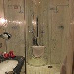 Doppel-Dusche