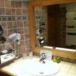 Salle de bain standard