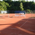 Tennis-Aussenplätze