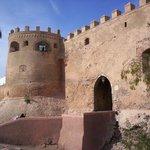 Uno dei cinque bastioni portoghesi