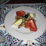 restaurant tunisien (entrée)