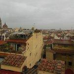 Tetti di Firenze 2 (peccato per il tempo...)